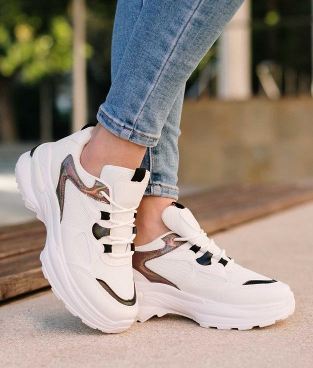 Sneakers Venalda - Noir