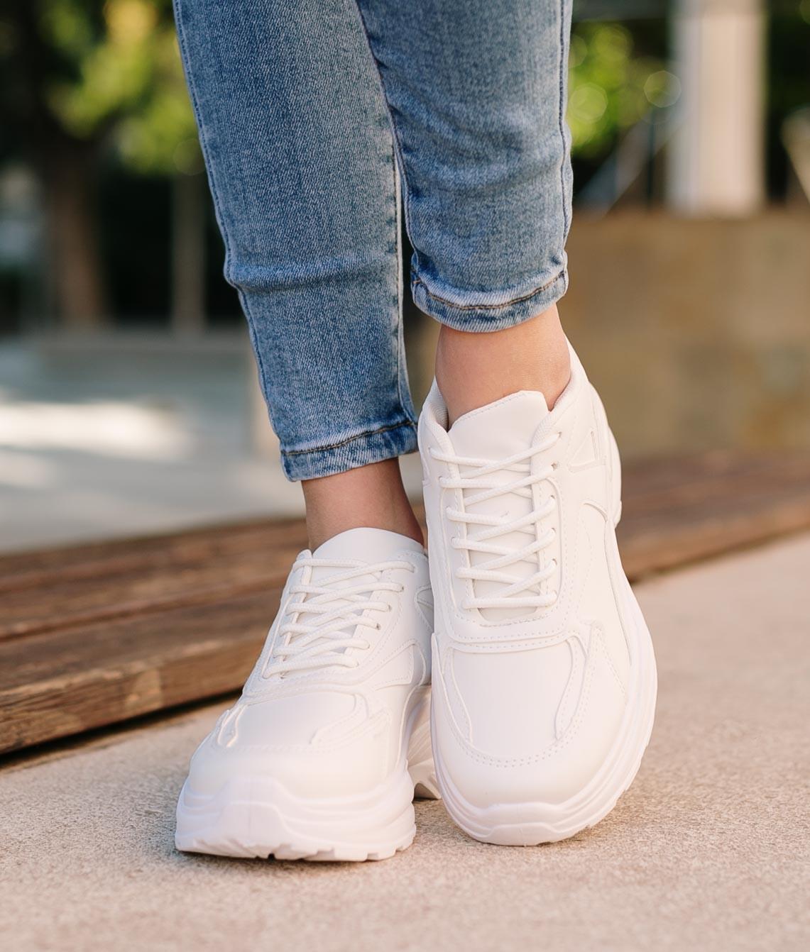 Sneakers Mapre - White