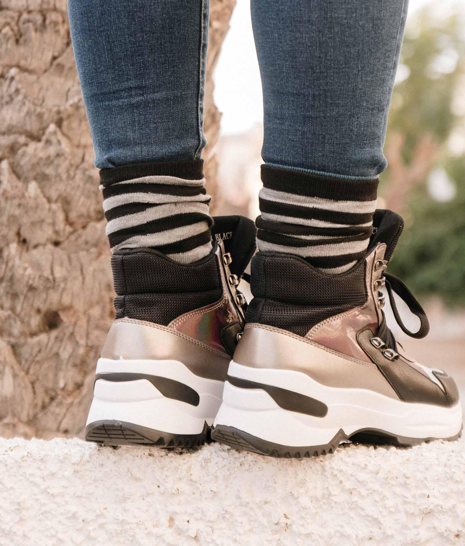 Low Boot Zendalla - Black