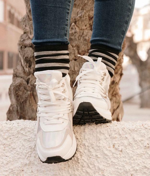 Low Boot Zendalla - Blanco