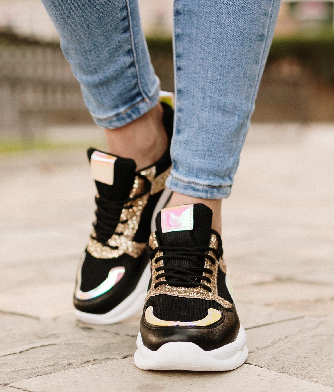 Sneakers Norena - Black