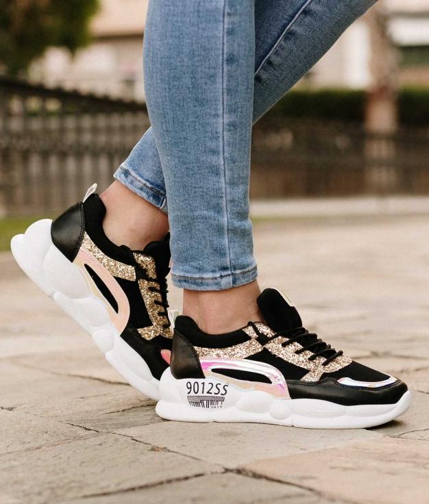 Sneakers Norena - Nero