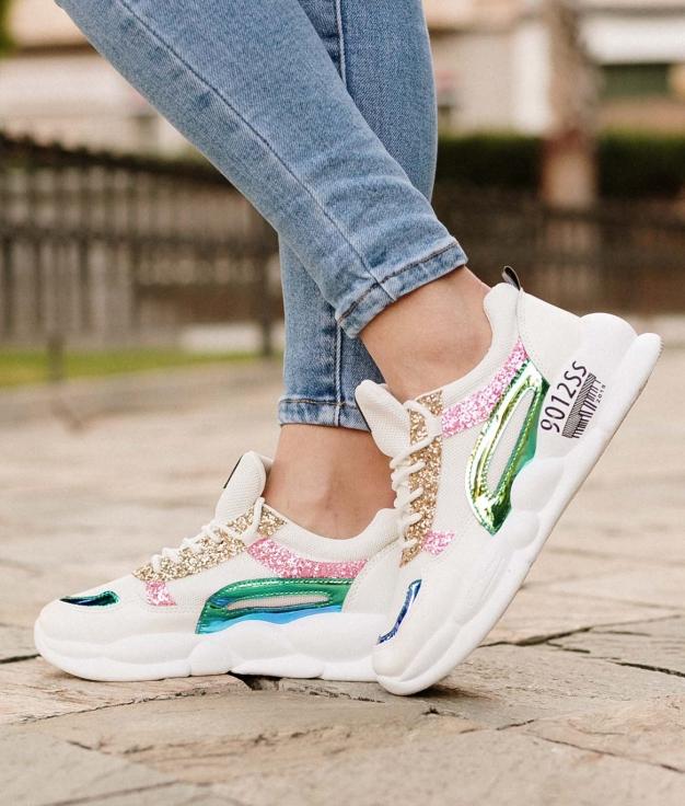 Sneakers Norena - Blu