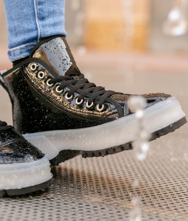 Low Boot Keny - Black