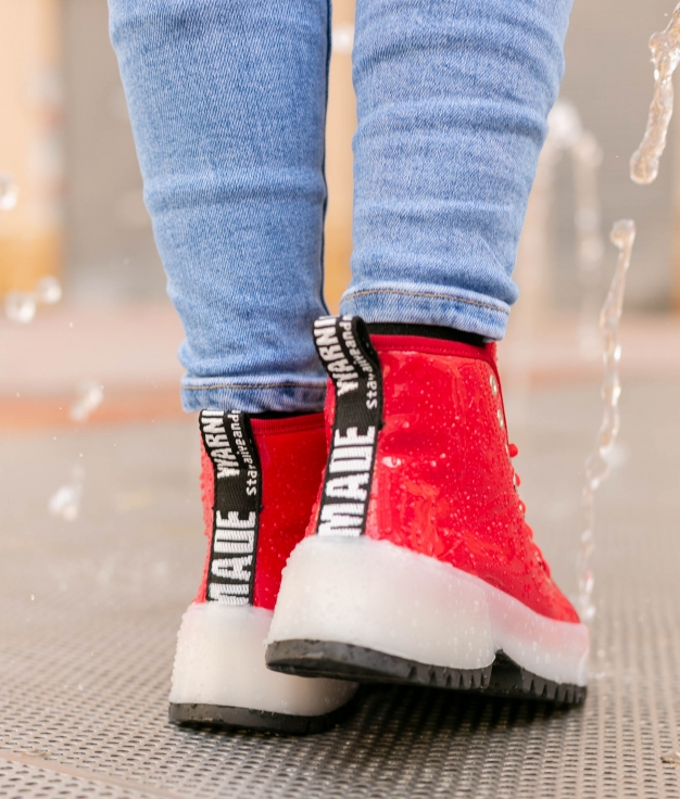 Boot Petite Keny - Rojo