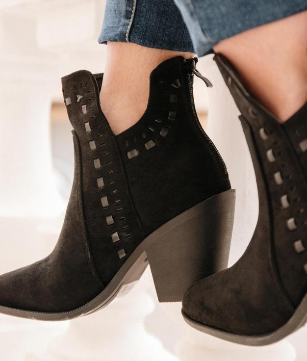 Boot Petite Mondale - Noir