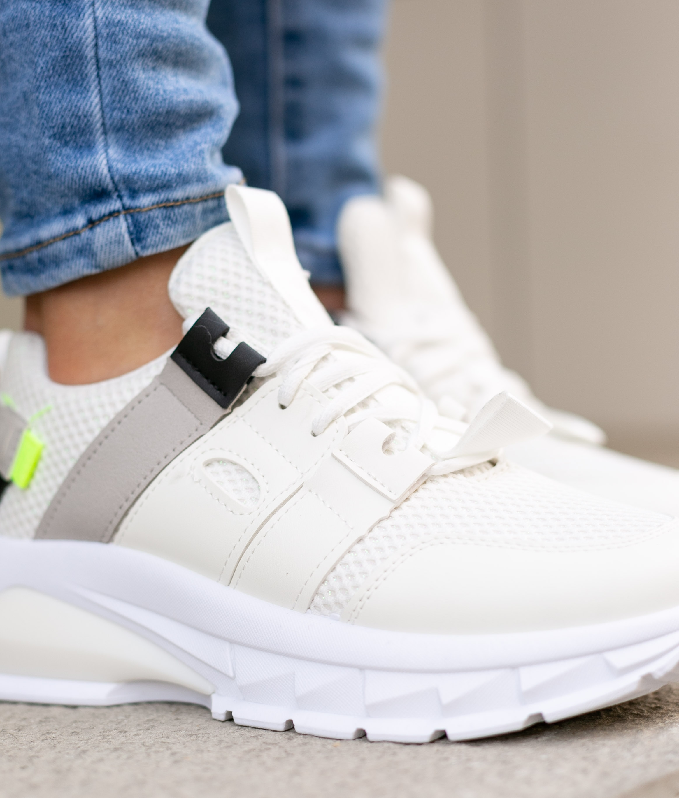 Sneakers Santer - Branco