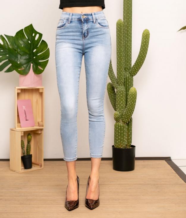 Pantaloni Wesber - Denim