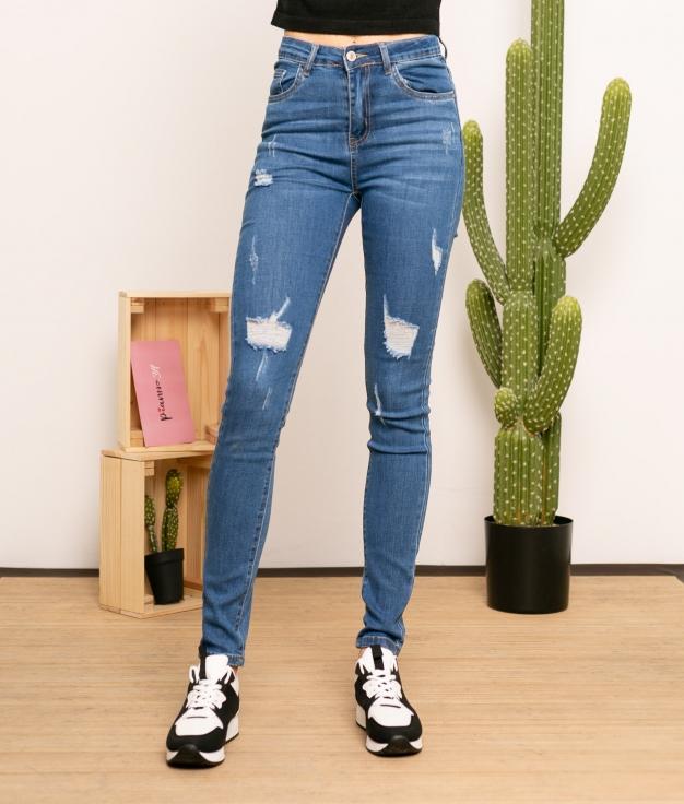 Pantaloni Suren - Denim