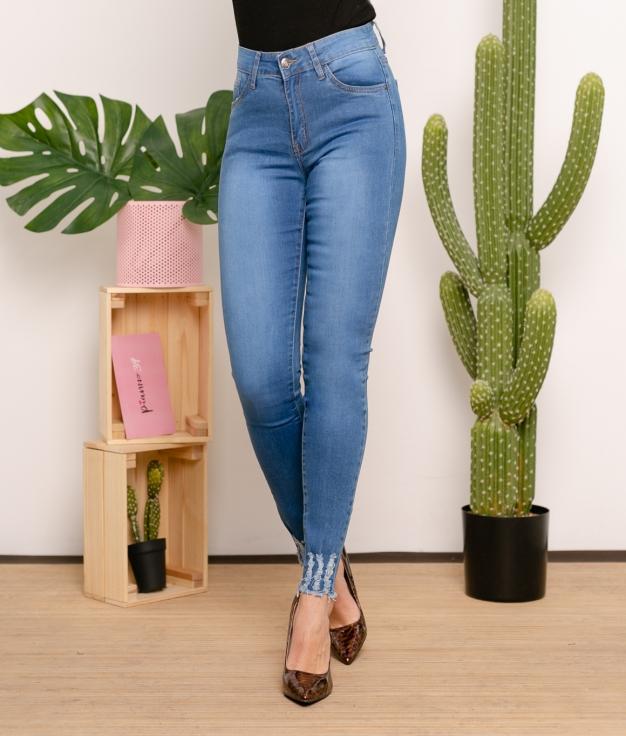 Pantaloni Dailos - Denim
