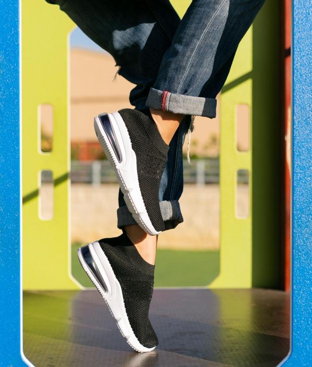 Sneakers Eixa - Negro
