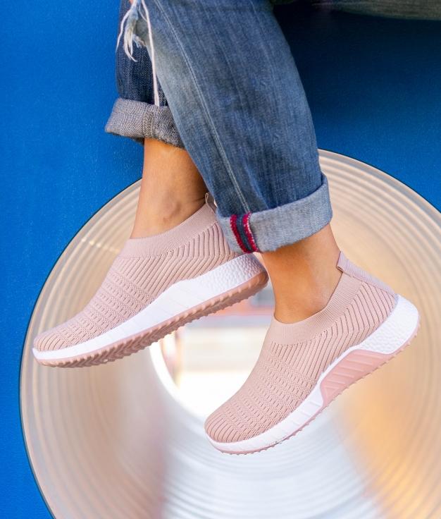Sneakers Quirol - Rose