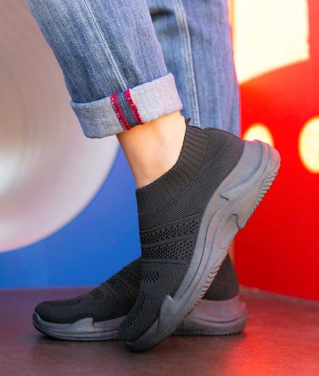 Sneakers Vespra - Noir