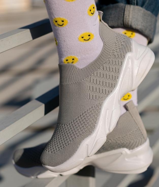 Sneakers Querin - Grigio