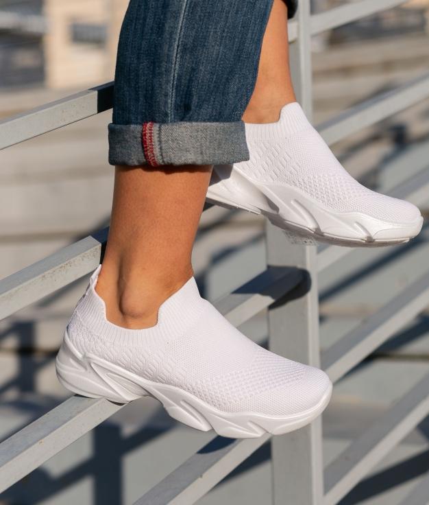 Sneakers Querin - Bianco
