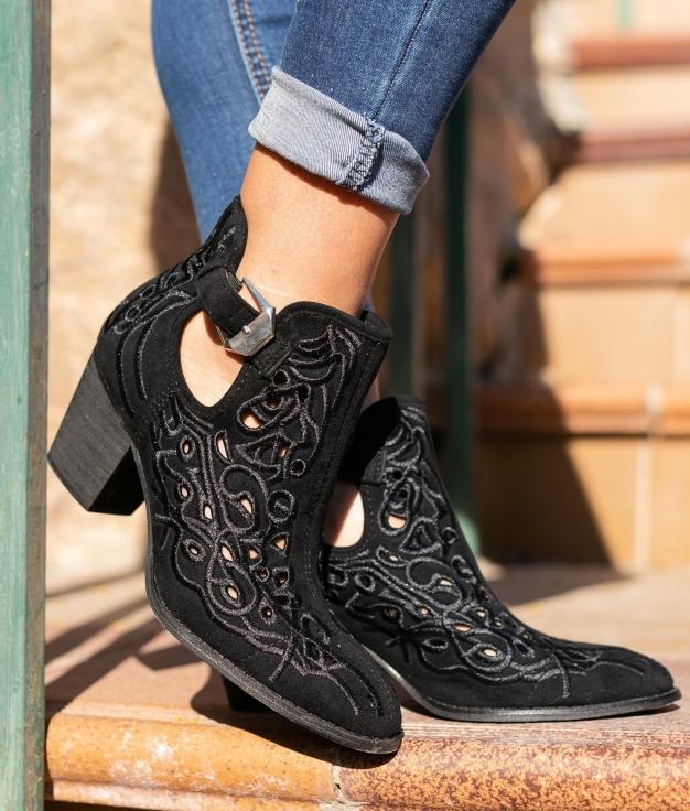 Boot Petite Yulena - Noir