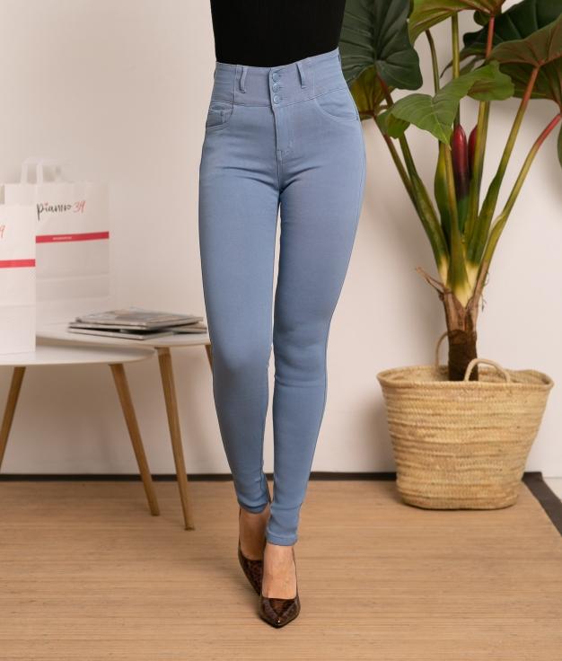 Pantalón Subama - Azul