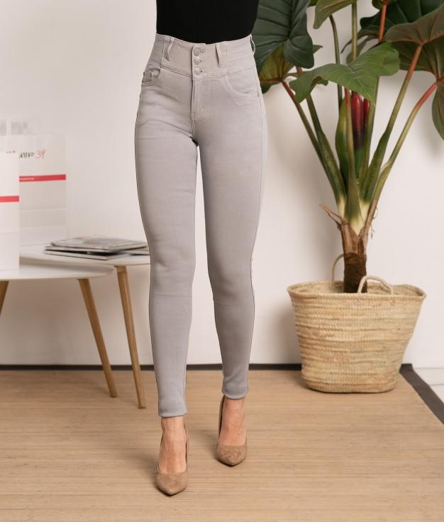 Pantalon Subama - Gris