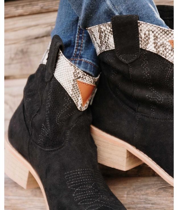 Boot Petite Verico - Noir