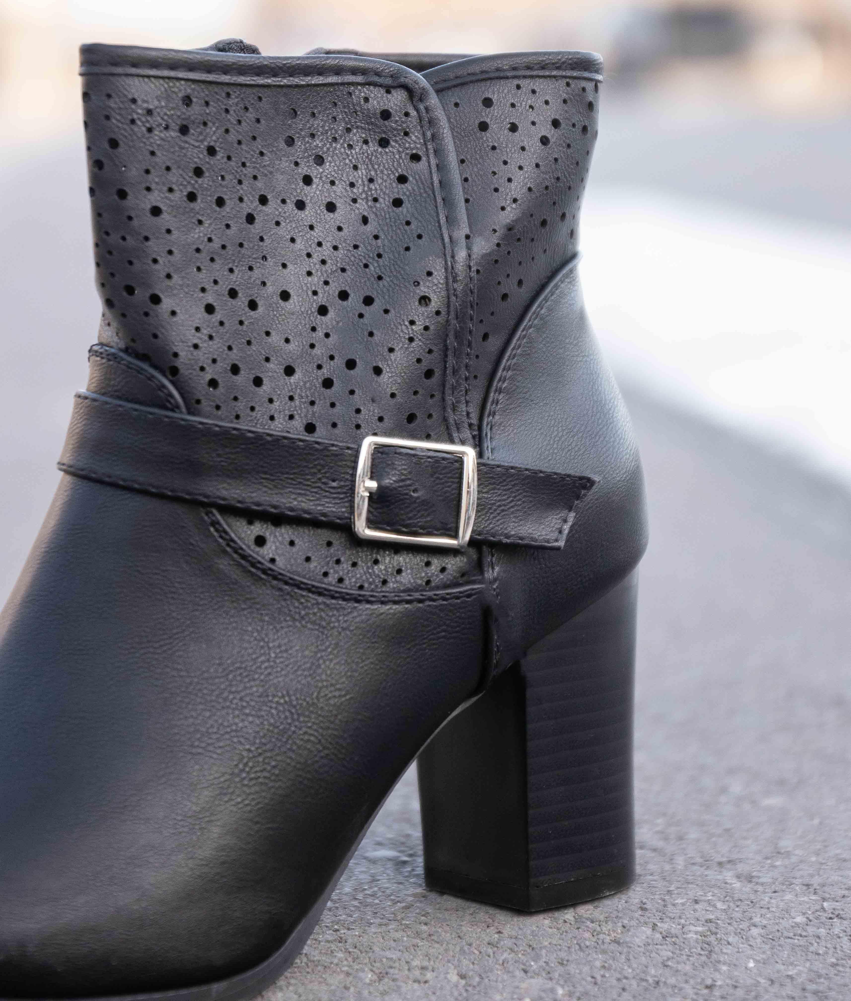 Boot Petite Yansal - Noir