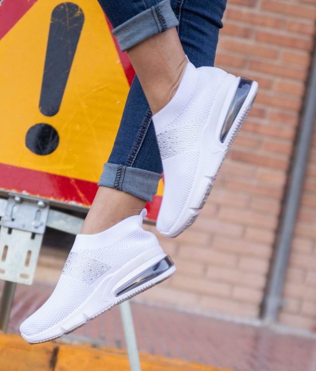 Sneakers Eixa - Branco