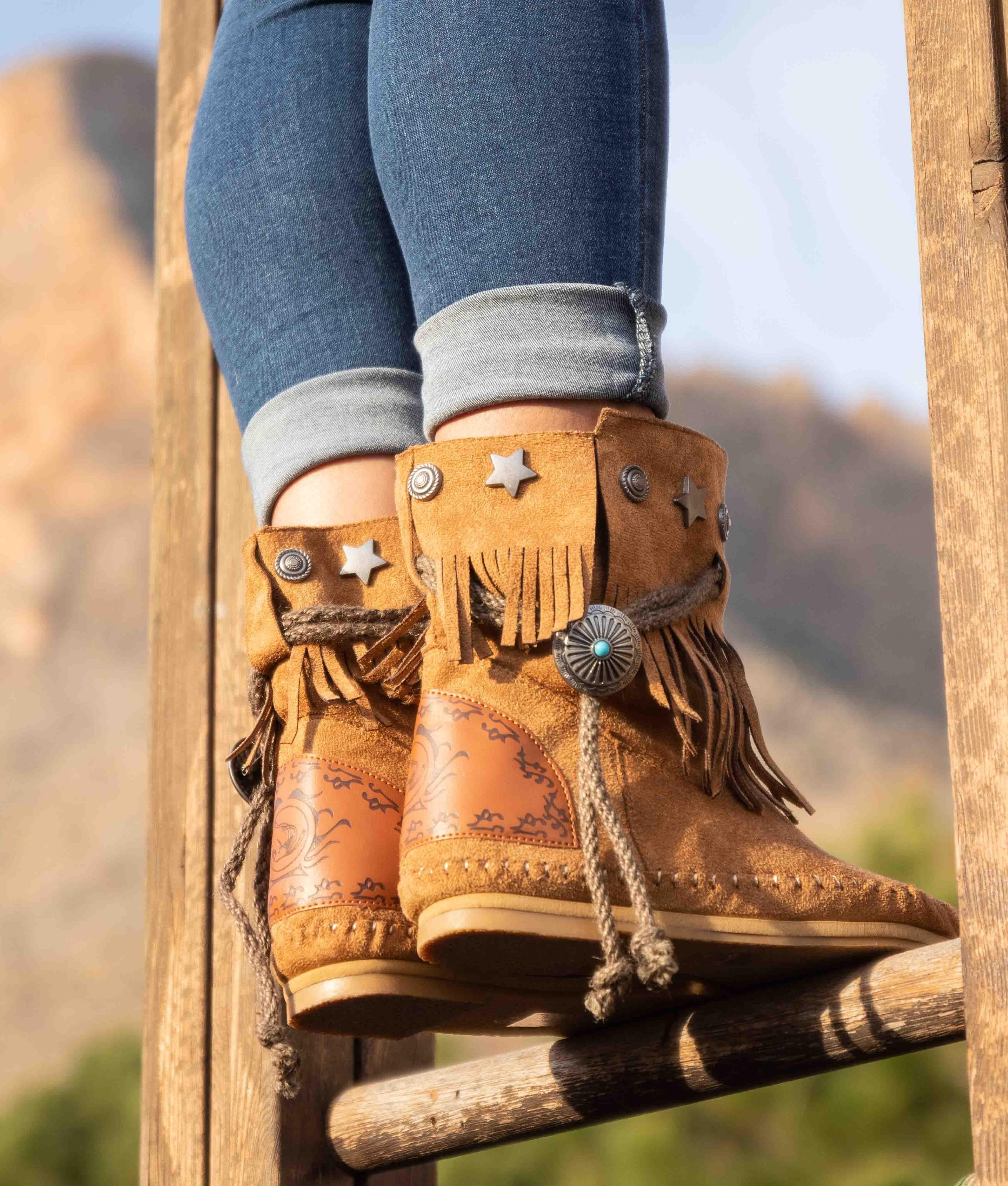 Boot Petite Tresi - Chameau