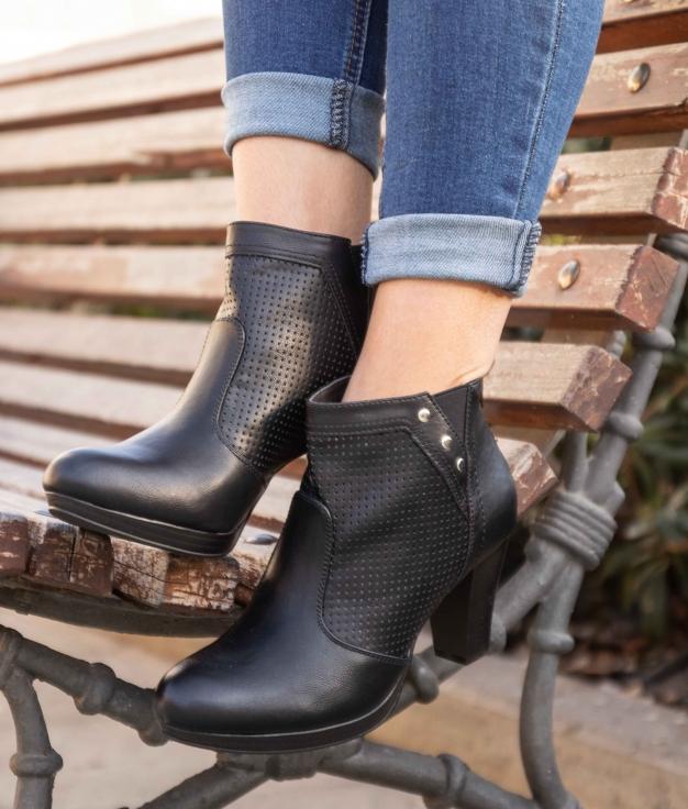 Boot Petite Nasen - Noir