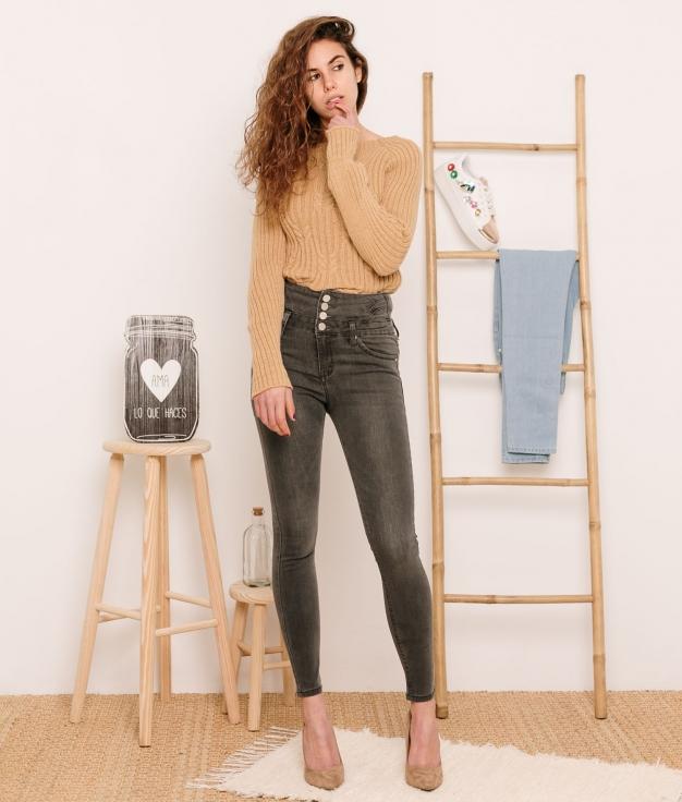Trousers Atenia - Grey
