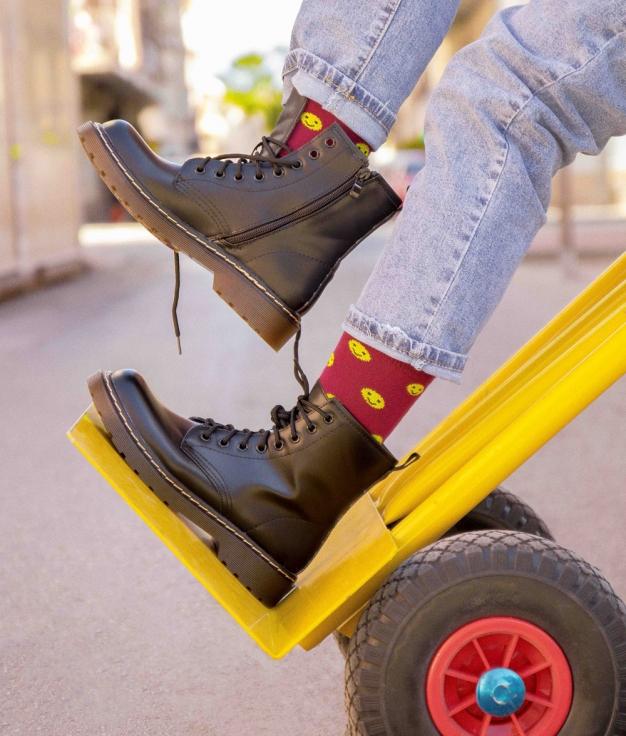 Boot Petite Socer - Noir