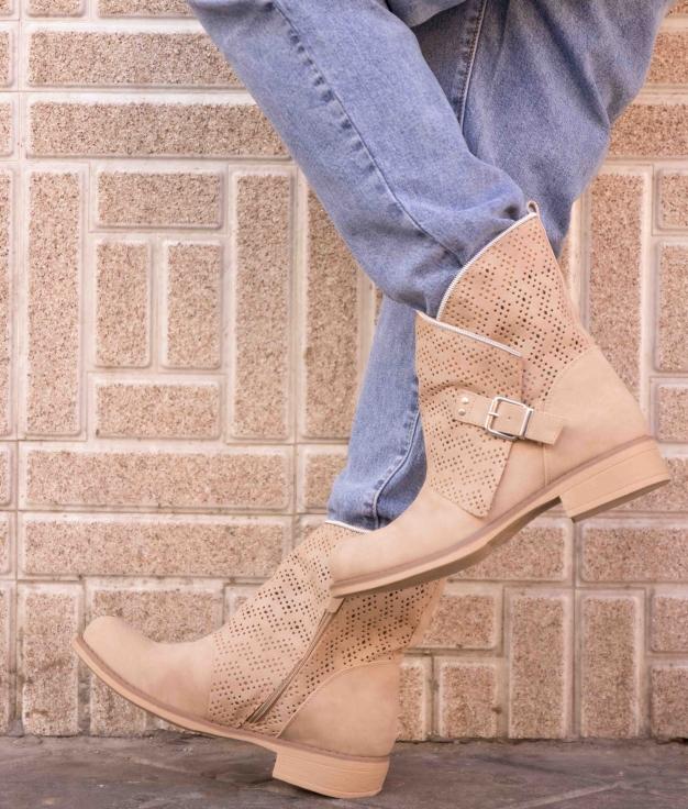 Low Boot Tersa - Beige