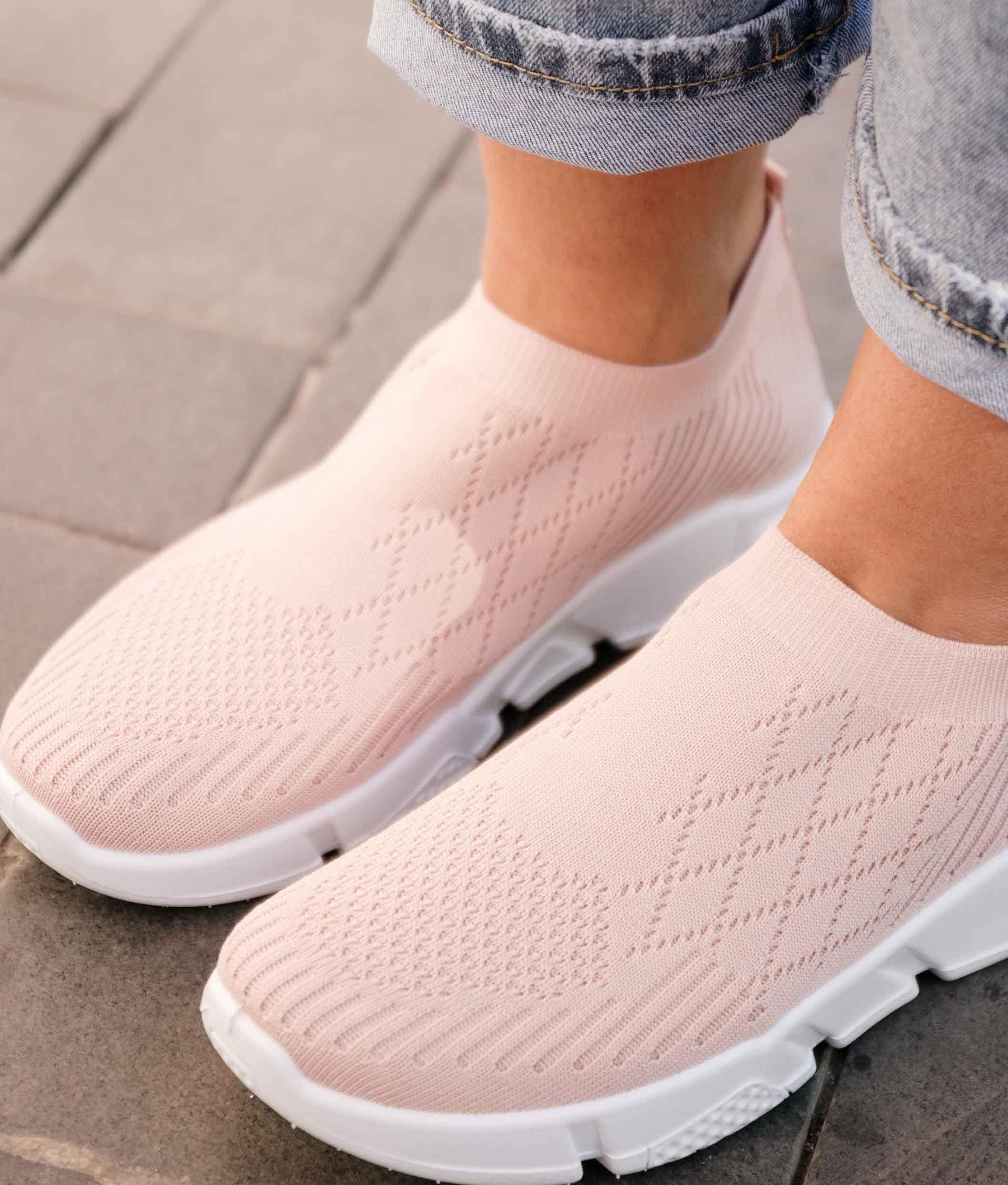 Sneakers Soker - Pink