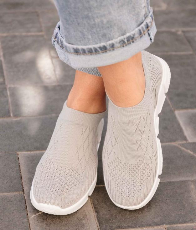 Sneakers Soker - Gris