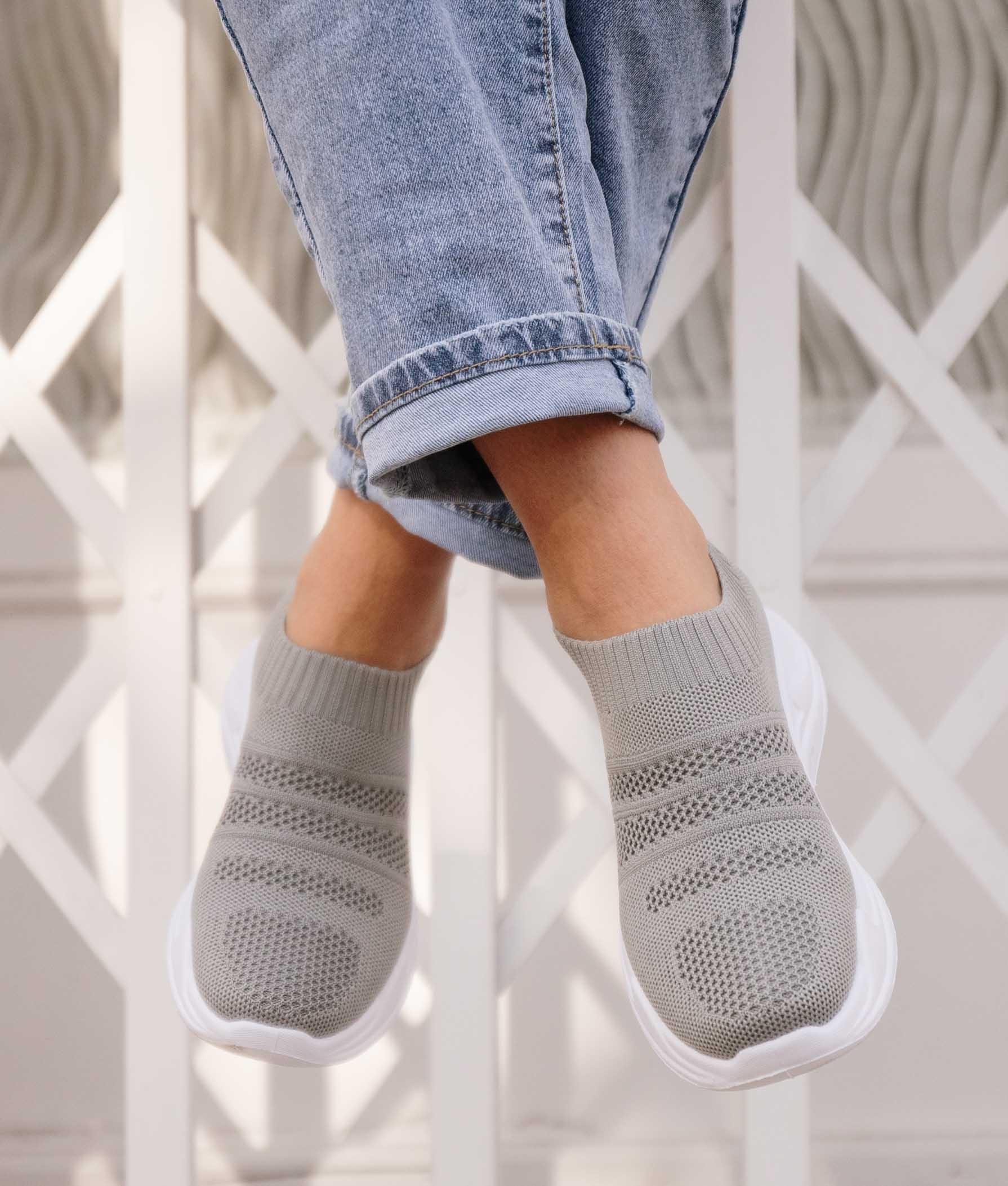 Sneakers Vespra - Cinza