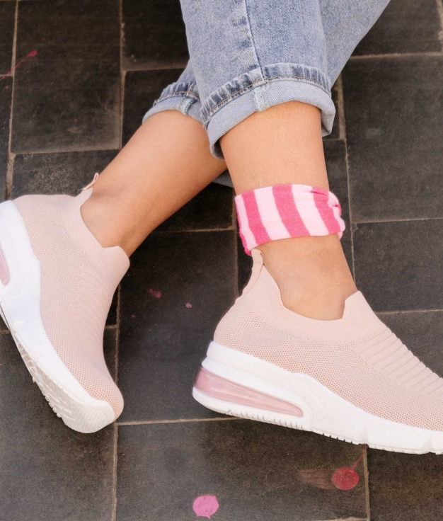 Sneakers Oltra - Rosa