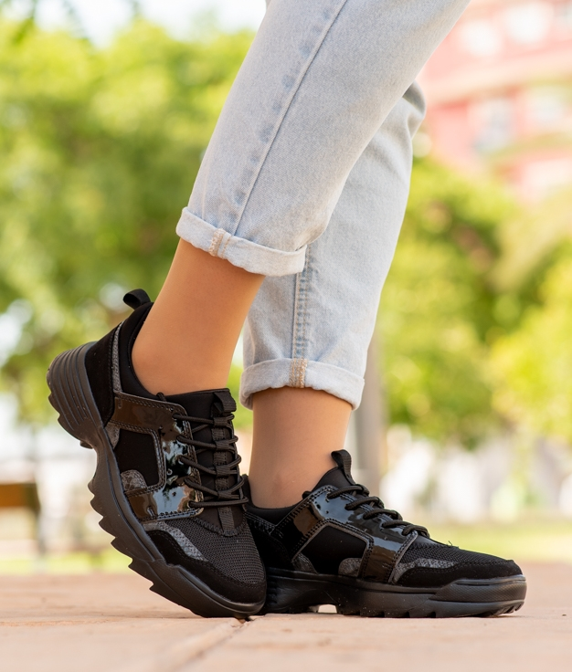 Sneakers Didet - Negro