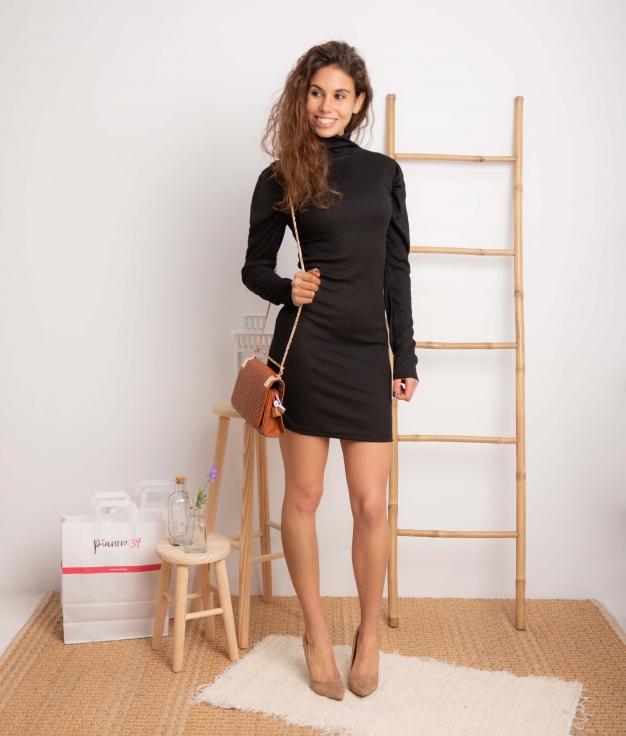 Vestido Kilonen - Noir