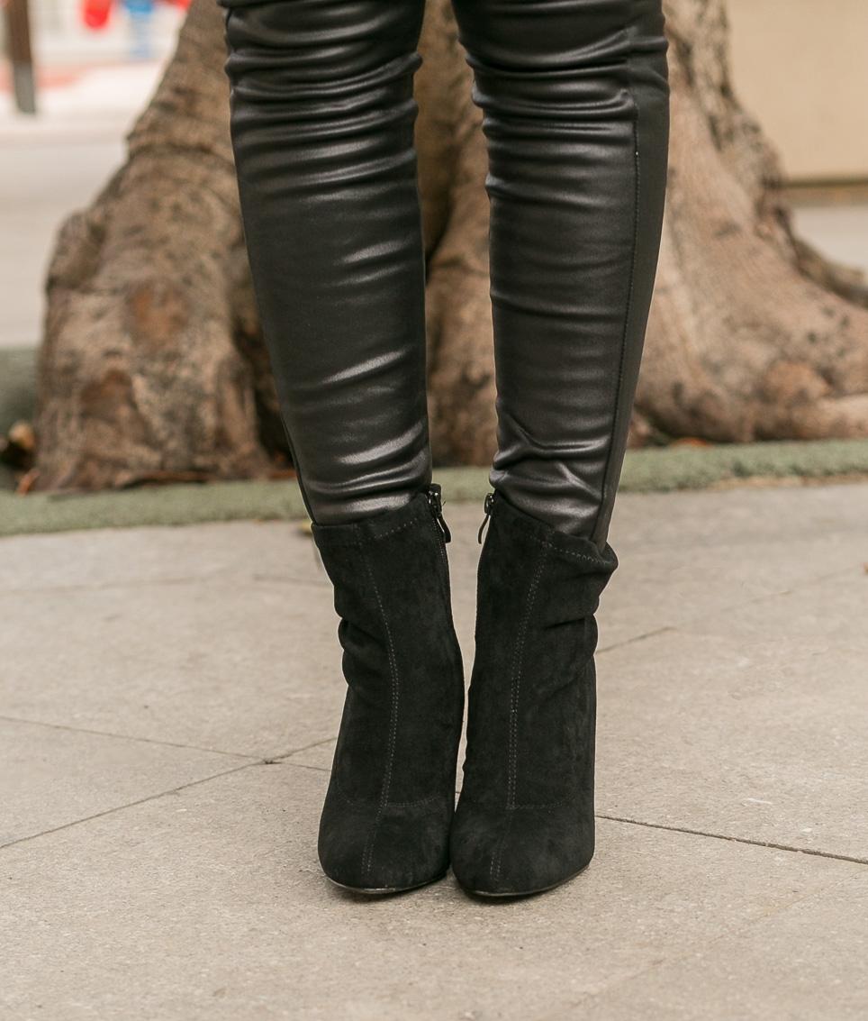 Low Boot Turuna - Black