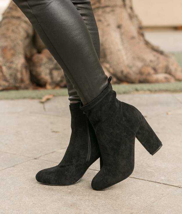 Boot Petite Turuna - Noir