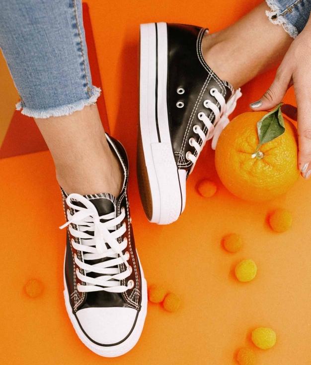 Sneakers Soli - Noir