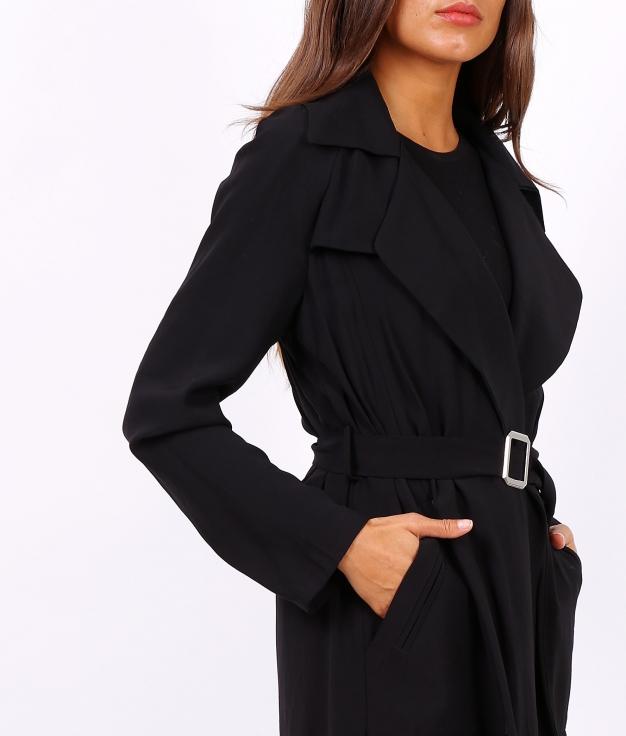 Manteau Sipor - Noir