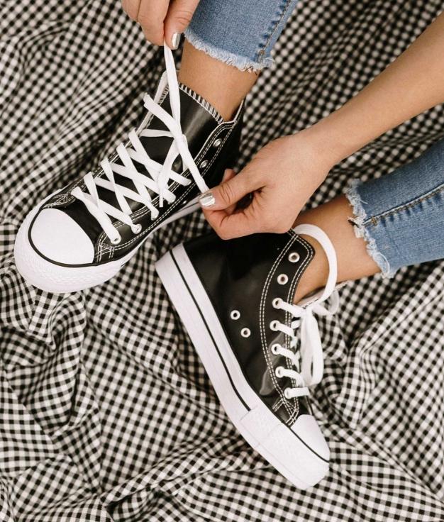 Sneakers Debon - Preto