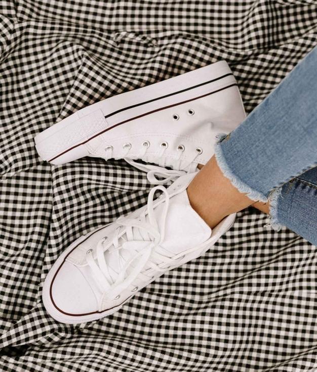Sneakers Debon - Branco
