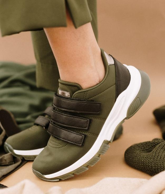 Sneakers Dabol - Kaki