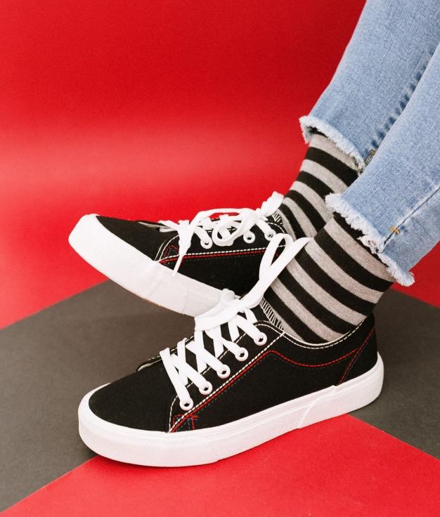 Sneakers Sampel - Noir