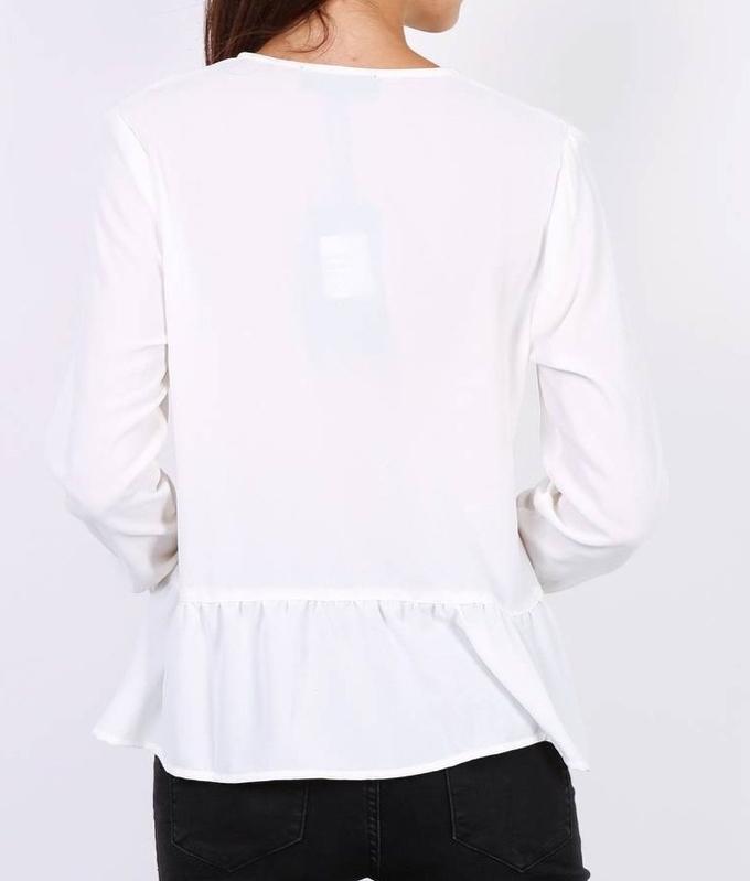 Blusa Justem - Branco
