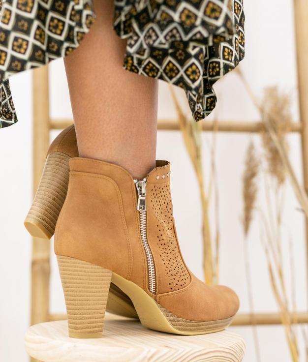 Boot Petite Conere - Chameau