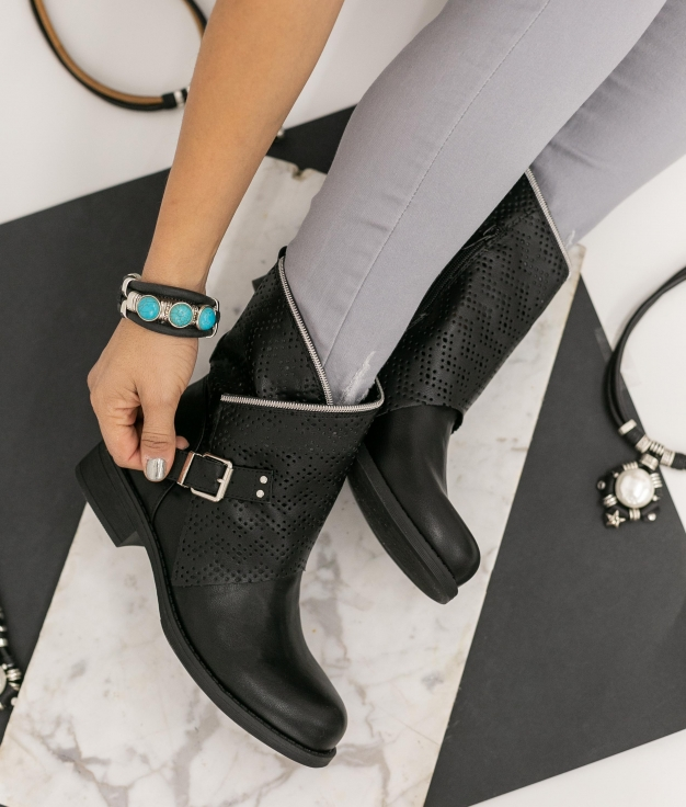 Boot Petite Tersa - Noir
