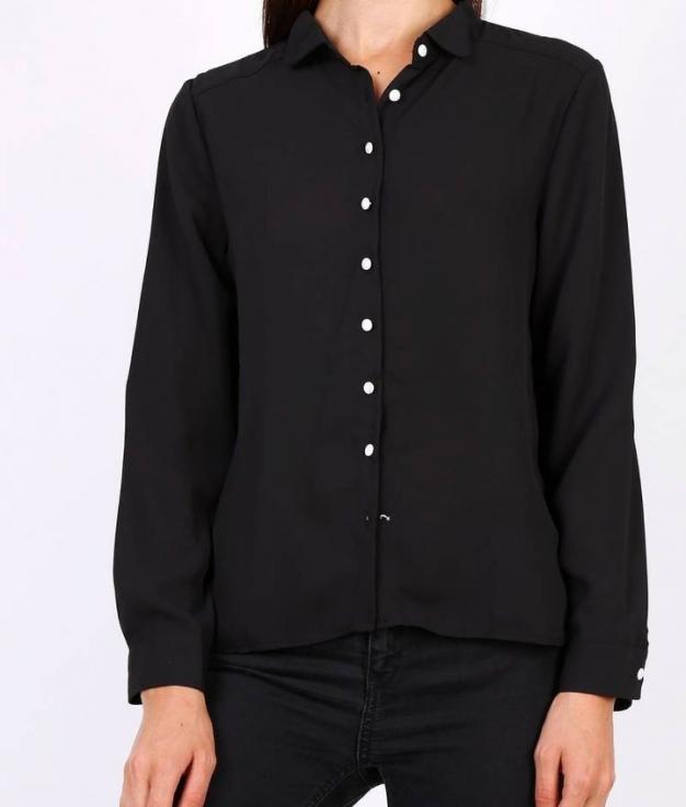 Camisa Mistole - Negro