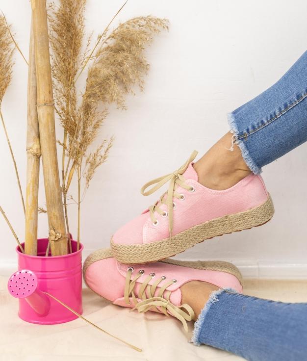 Sneakers Badona - Rosa