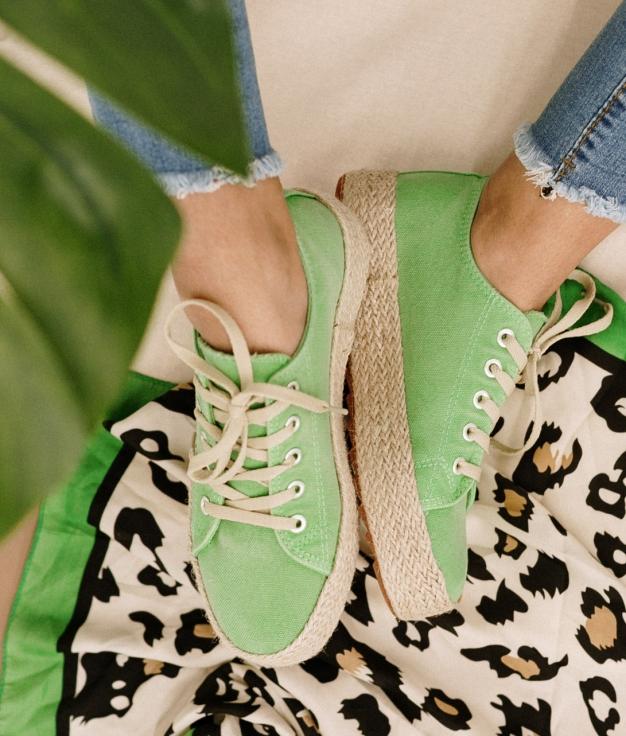 Sneakers Badona - Green